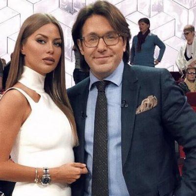 Виктория Боня и Андрей Малахов