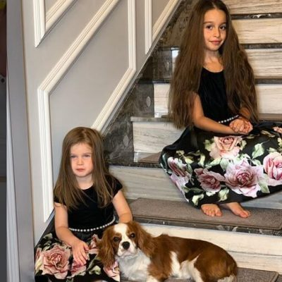 Ксения Бородина дети дочери
