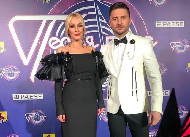 Лазарев и Кудрявцева