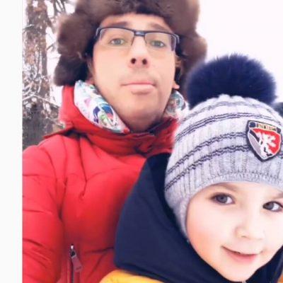 Дети Галкина и Пугачевой Галкин Гарри