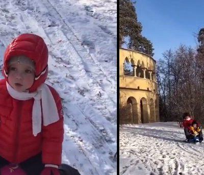 Дети Галкина и Пугачевой