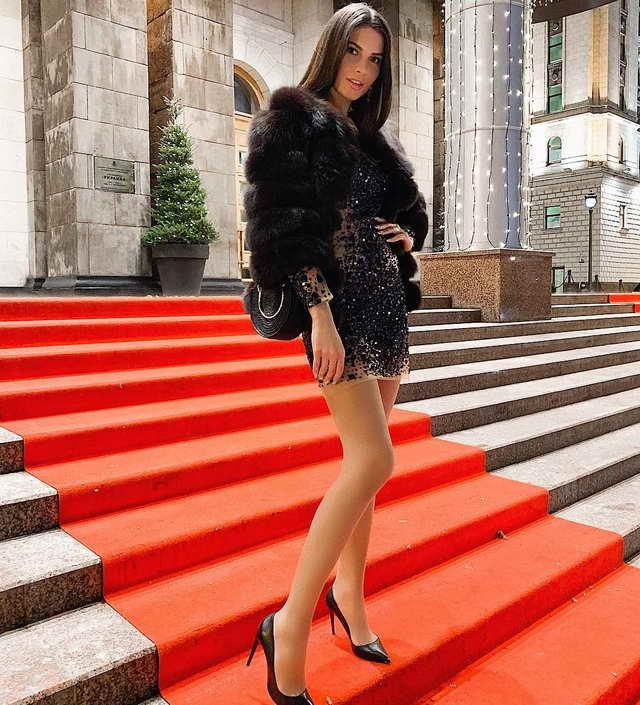 Мисс Москва 2018 Алеся Семеренко