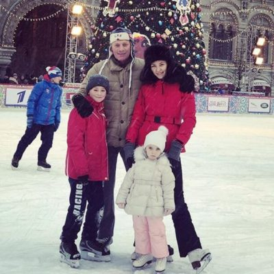 Татьяна Навка Песков дети