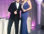 Николай Басков и Анастасия Волочкова на съемках шоу