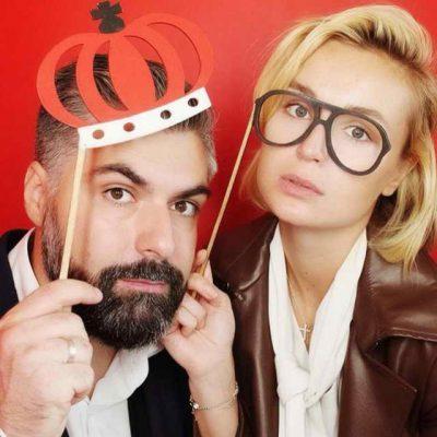 Полина Гагарина и муж Дмитрий Исхаов