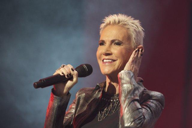 солистка группы Roxette Мари Фредрикссон