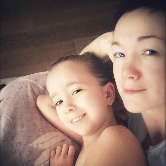 Дарья Мороз и дочь Анна Богомолова