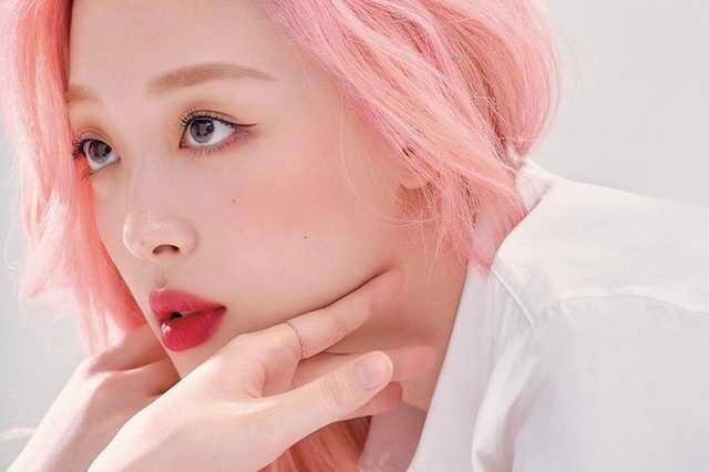 южнокорейская певица Солли