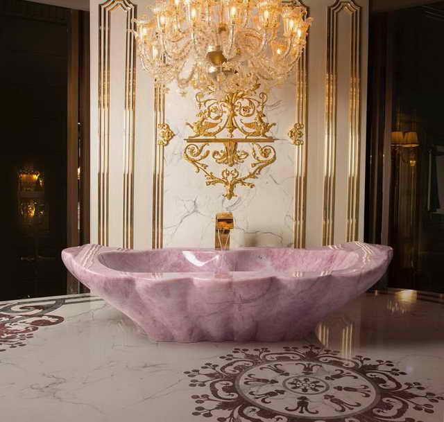 уникальная ванна для миллиардерши Тамары Экклстоун