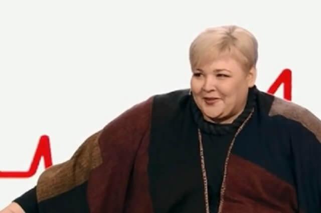Самая толстая женщина в России Наталья Руденко