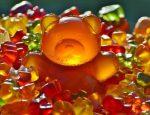 сахар сладости желейный медвежонок
