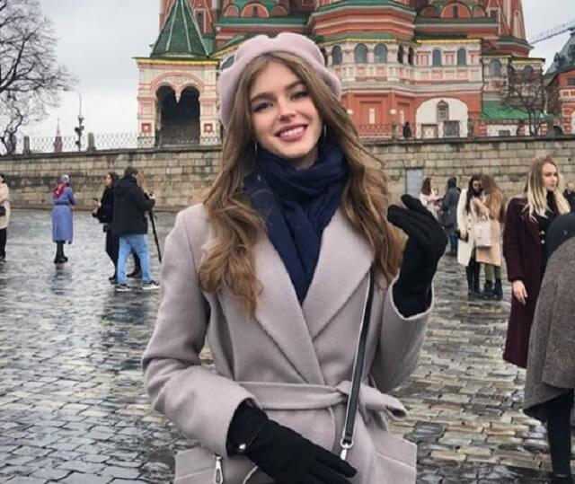 Мисс Россия-2019 Алина Санько