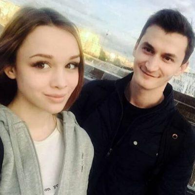 Диана Шурыгина муж Андрей Шлянин