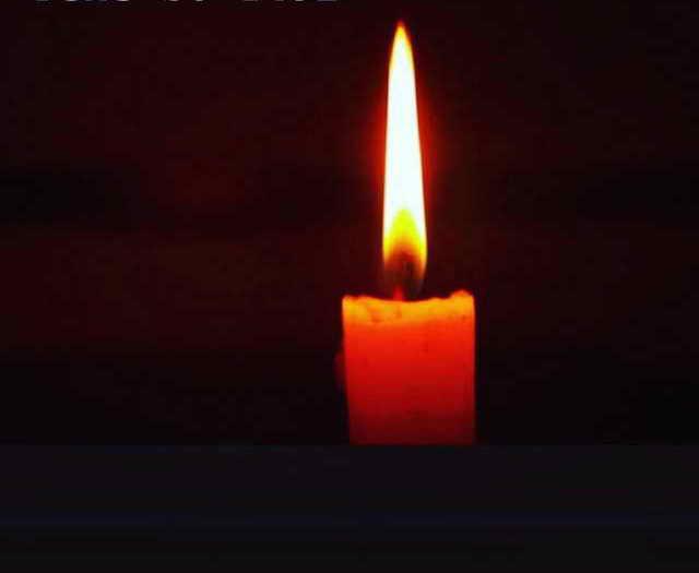 Свечка скорби по жертвам SU1492