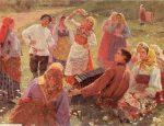 Красная горка. Традиции и давние обычаи