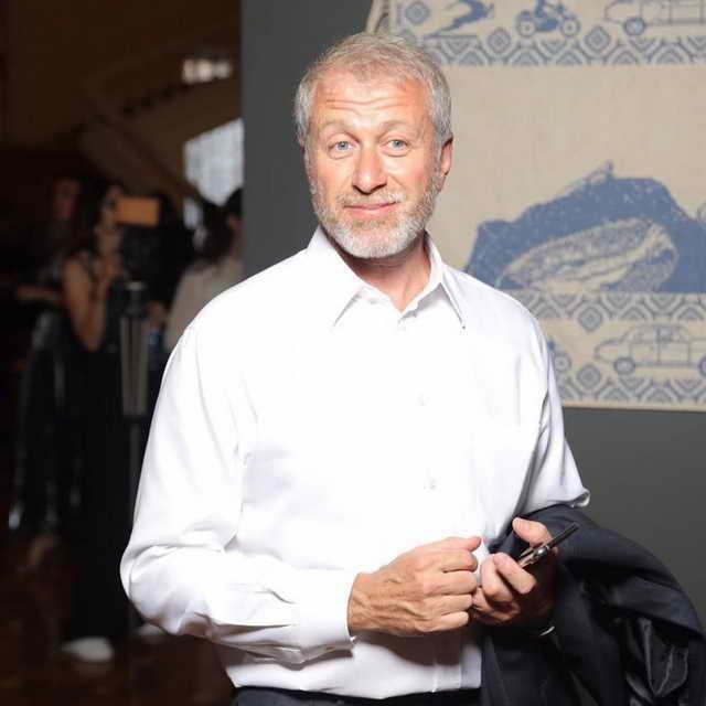 Роман Абрамович на кинофестивале Кинотавр 2019