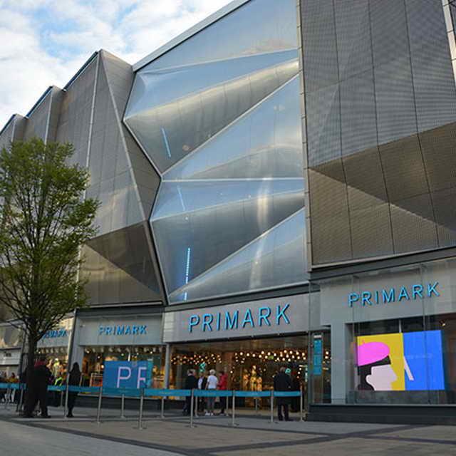 primark самый большой в мире магазин розничной торговли модной одежды