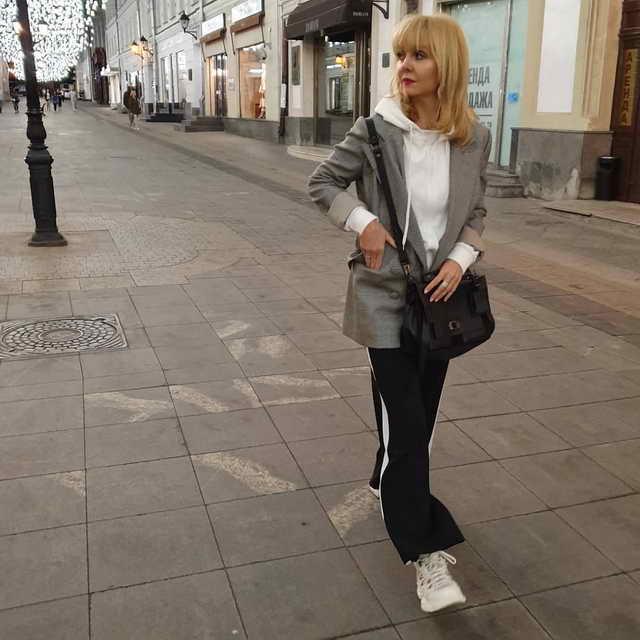 Валерия по ночам бродит по Москве