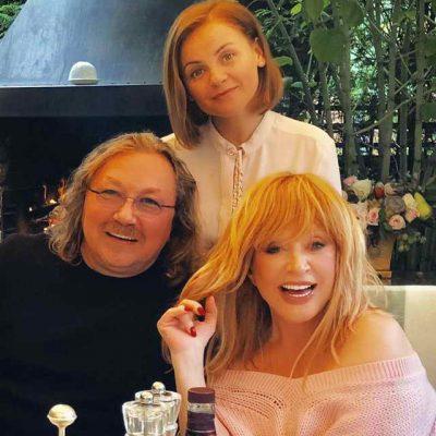 Алла Пугачева в гостях у Юрия Николаева и Юлии Проскуряковой в Юрмале
