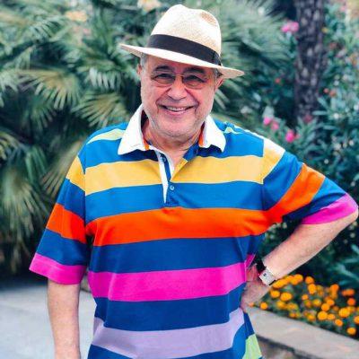 Евгений Петросян в Ялте август 2019 года