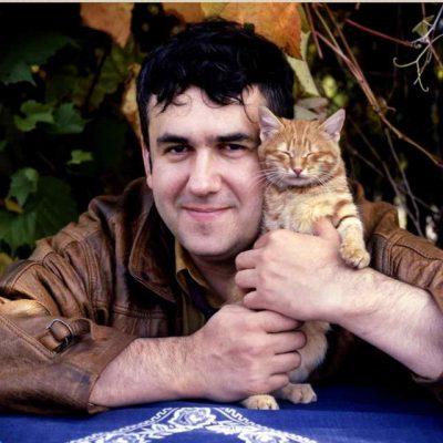 Стас Садальский с любимым котом