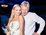 Дмитрий Песков и Татьяна Навка