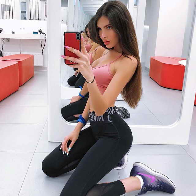 Алеся Семеренко Мисс Москва 2018-2019 фитнес спорт