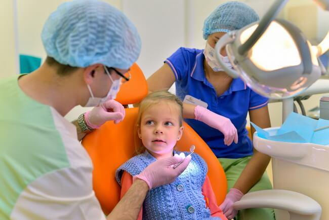 """Детская стоматология в  """"Семейный доктор"""""""