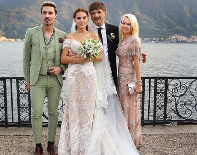 Дарья Клюкина муж свадьба