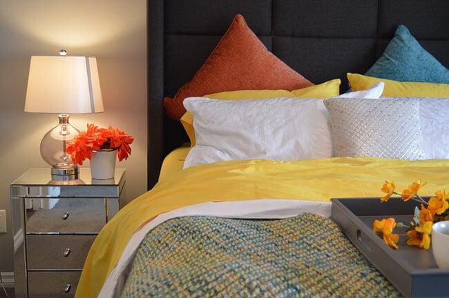 Постельное белье – особый вид домашнего текстиля