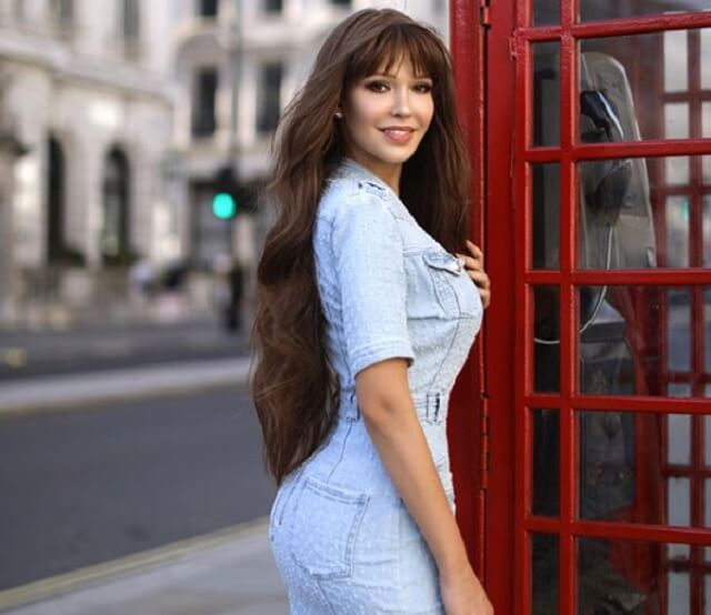 Мария Лиман модель Playboy