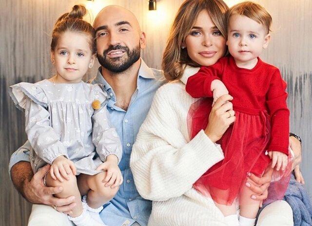 Анна Хилькевич, муж , дети