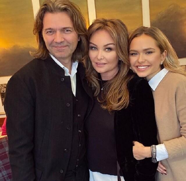 Дмитрий Маликов, Елена Маликова, Стефания Маликова