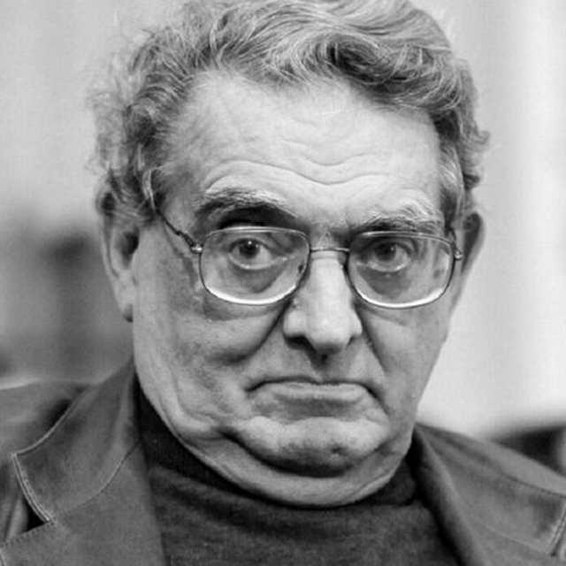 Писатель и драматург Леонид Зорин