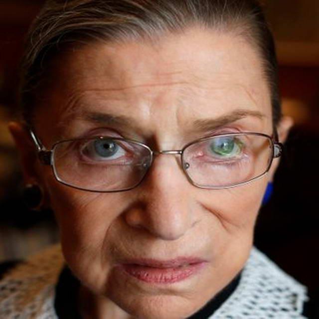 член Верховного суда страны Рут Бейдер Гинзбург