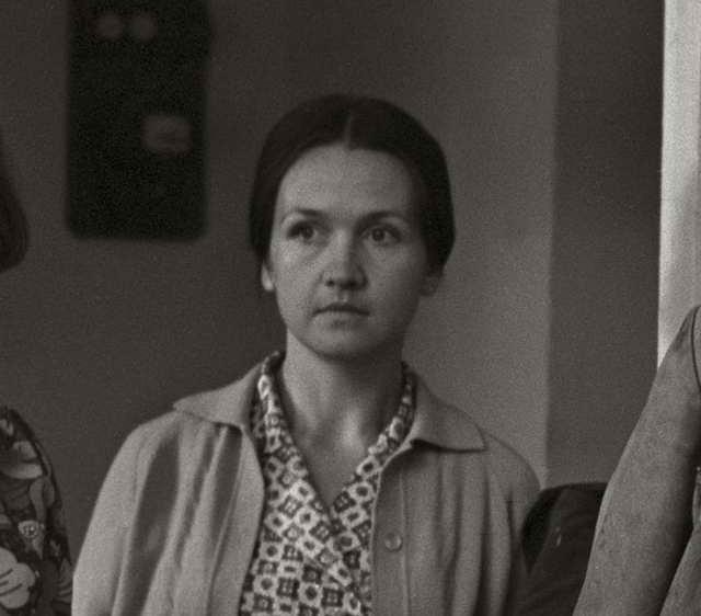 Актриса Алла Мещерякова