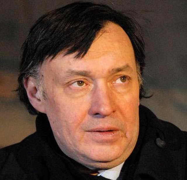 режиссер и актер Олег Борецкий