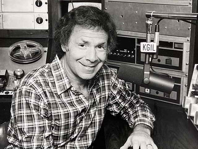 Джерри Бишоп легендарный диктор американского радио