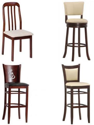 Универсальные правила ухода за стульями