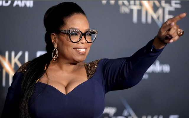 Опра Уинфри Oprah Winfrey в Книге рекордов Гиннеса