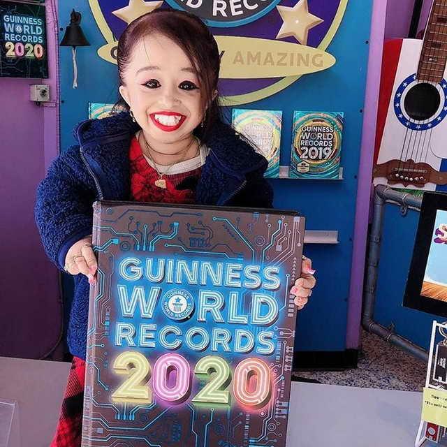 Книга рекордов Гиннеса 2020