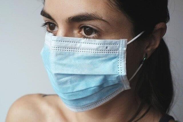 маска болезнь вирус