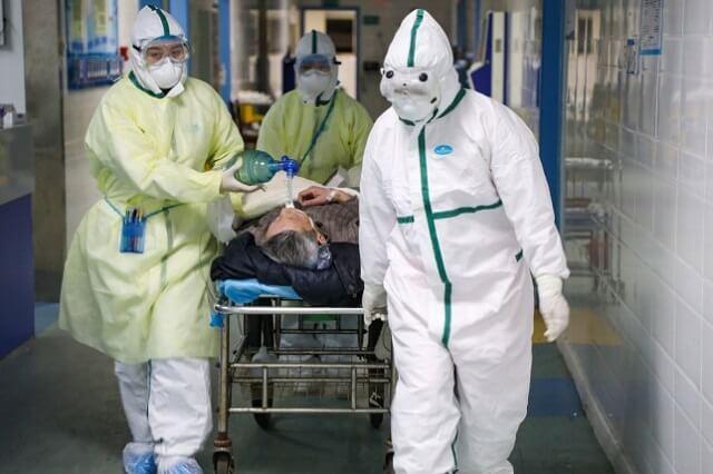 Врачи коронавирусная инфекция
