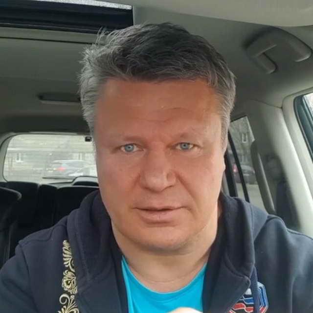 Олег Тактаров упражнение для глаз