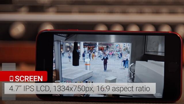 Дисплей iPhone SE 2020