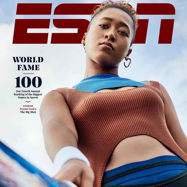Наоми Осака японская теннисистка - самая высокооплачиваемая спортсменка в мире