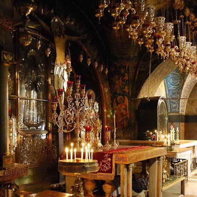 Иерусалим,Храм Гроба Господня