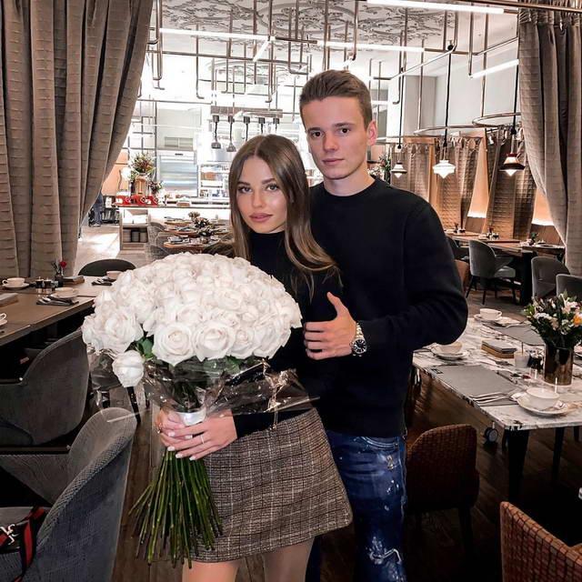 Лилиана Волкова и Арсений Шульгин образовали супружескую пару
