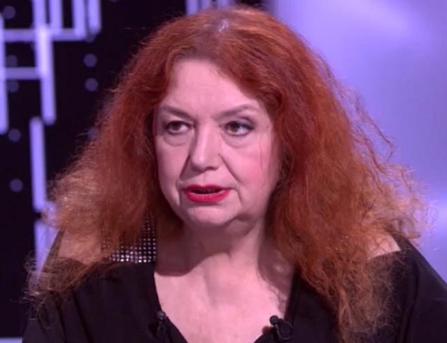 Писательница-феминистска Мария Арбатова