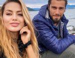 Виктория Боня и Марат Сафин в Италии